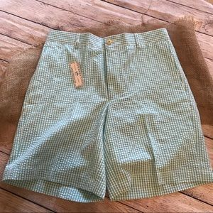 NWT Southern Tide The Skip Jack Gingham Shorts